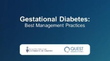 QUEST Program Produces Gestational Diabetes Educational Videos